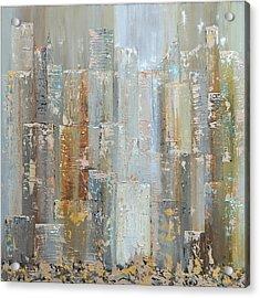 Urban Reflections I Day Version Acrylic Print
