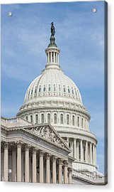 Us Capitol Building I Acrylic Print