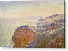Val-saint-nicolas, Near Dieppe - Digital Remastered Edition Acrylic Print