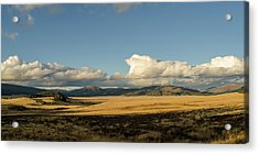 Valles Caldera National Preserve II Acrylic Print