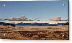 Valles Caldera National Preserve Acrylic Print