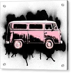 Van Go Acrylic Print