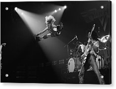 Van Halen At The Rainbow Acrylic Print