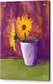 Vase 2 Acrylic Print