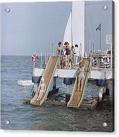 Venice Vacation Acrylic Print