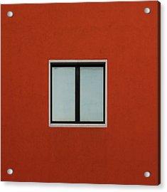 Verona Windows 2 Acrylic Print