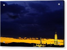 Vienna - When The Day Meets The Night Acrylic Print