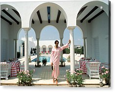Villa In Sotogrande Acrylic Print