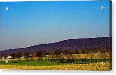 Virginia Mountain Landscape Acrylic Print