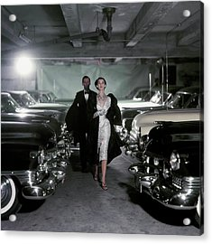 Vogue 1952 Acrylic Print