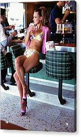 Vogue 1995 Acrylic Print