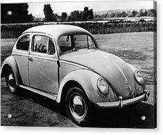 Volkswagen Acrylic Print by Thurston Hopkins