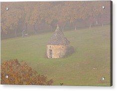 Walnut Farmers, Beynac, France Acrylic Print