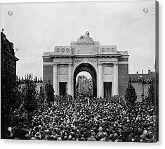 War Memorial Acrylic Print by Davis