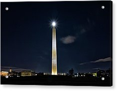 Washington Monument Acrylic Print