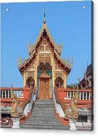 Wat Nong Tong Phra Wihan Dthcm2639 Acrylic Print