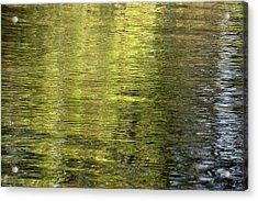 Water Reflection_521_17 Acrylic Print