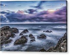 Waves At The Shore Acrylic Print
