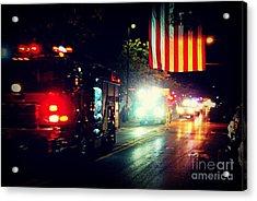 We Remember 9/11 Acrylic Print