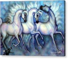 We Three Kings Acrylic Print