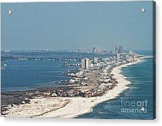 West Beach-1 Acrylic Print