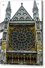 Westminster Abbey 2 Acrylic Print