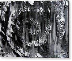 Wheel Acrylic Print