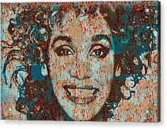 Whitney Love Acrylic Print