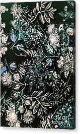 Wild Decorations Acrylic Print