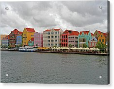 Willemstad, Curacao Acrylic Print