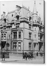 William K. Vanderbilt House Acrylic Print by Archive Photos
