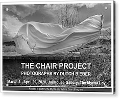 Wind / The Chair Project Acrylic Print