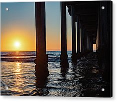 Window Under Scripps Acrylic Print