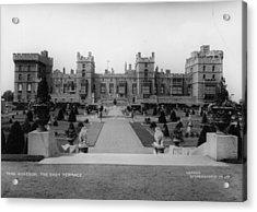 Windsor Castle Acrylic Print by London Stereoscopic Company