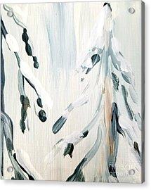 Winter Trees #3 Acrylic Print