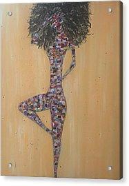 Woman Of Color IIi Acrylic Print