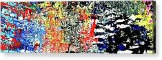 Wyld Cyd Acrylic Print