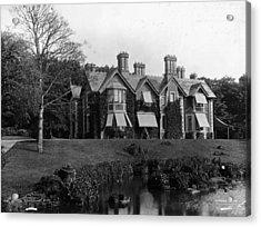 York Cottage Acrylic Print by London Stereoscopic Company