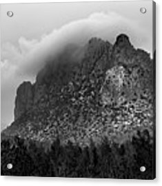 Mountain Landscape Acrylic Print by Michalakis Ppalis