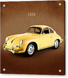 Porsche 356b 1962 Acrylic Print
