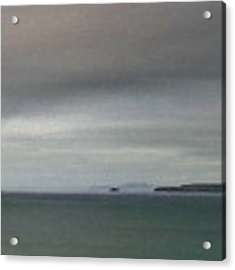 Shades Of Grey Acrylic Print by Julian Perry