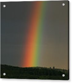 Spectrum Acrylic Print by Julian Perry