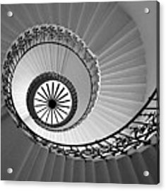 Tulip Staircase Acrylic Print by Julian Perry
