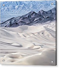 Dumont Dunes 4 Acrylic Print by Jim Thompson