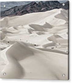 Dumont Dunes 5 Acrylic Print by Jim Thompson