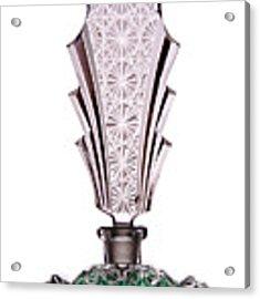 Art Deco Perfume Acrylic Print