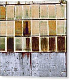 Art Print Windows 11 Acrylic Print by Harry Gruenert