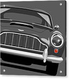 Aston Martin Db5 Acrylic Print