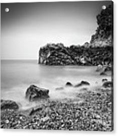 Bouley Bay Acrylic Print by James Billings