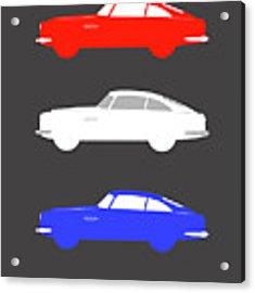 British Icon - Aston Martin Db5 Acrylic Print